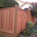 redwood privacy fence Oakley, CA