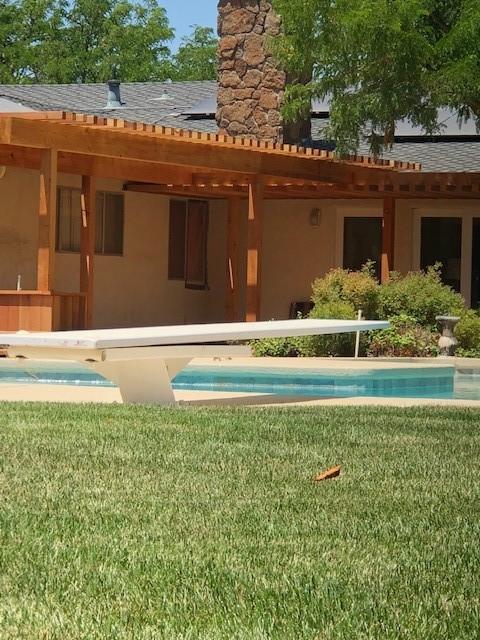 pergola patio cover San Jose, CA
