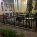 iron fence for commercial property