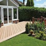 beautiful backyard deck 94513