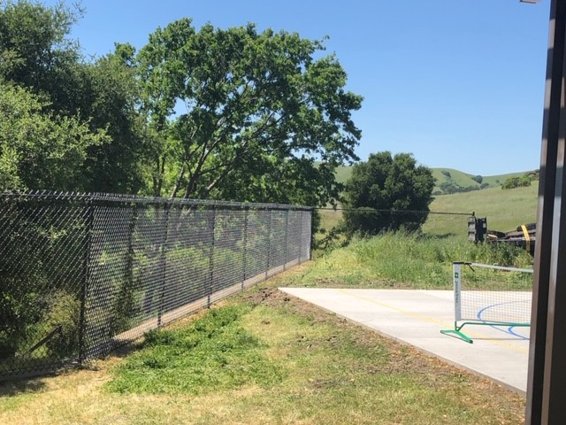 chain link fence Moraga, CA