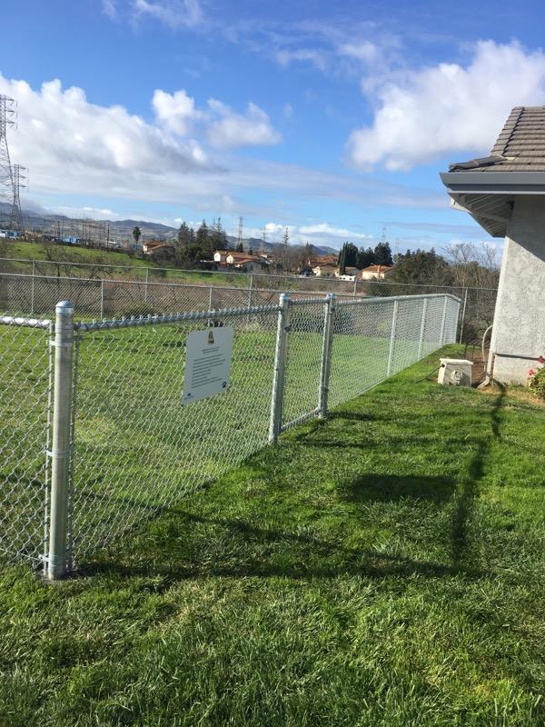chain link fence San Jose, CA