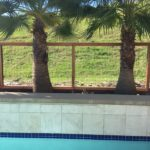 hogwire backyard fence Tracey, CA