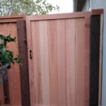 redwood privacy gate Brentwood, CA