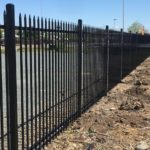 iron fence for commercial property San Jose, CA