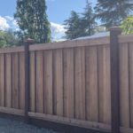 board on board privacy fence Tracey, CA