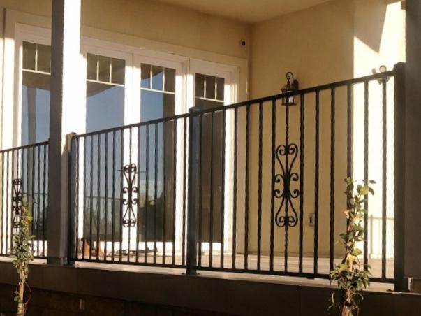 iron patio fencing Moraga, CA