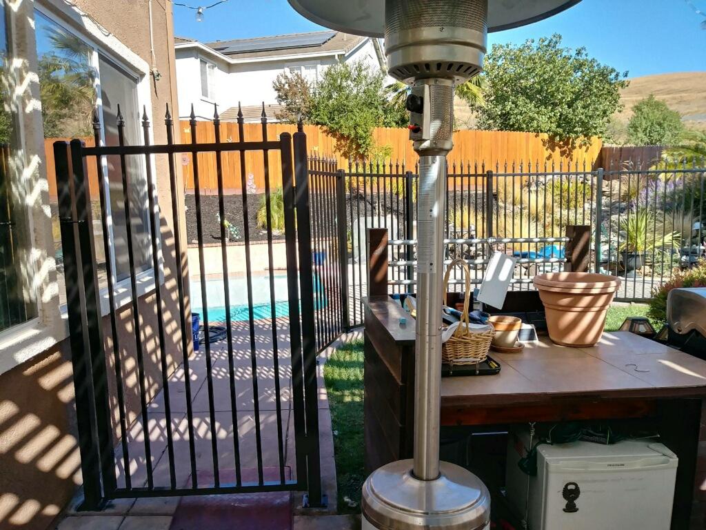iron pool fence gate San Jose, CA