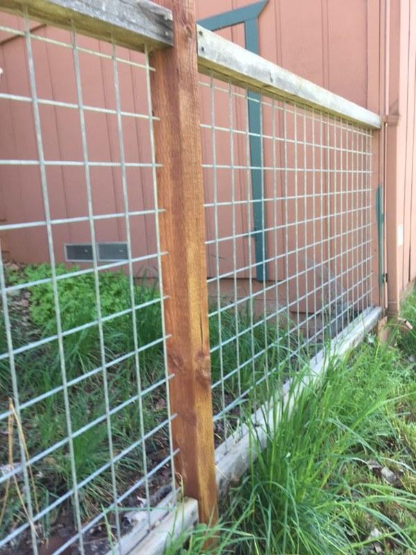 hogwire fencing Antioch, CA