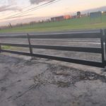 horizontal metal gate Tracey, CA