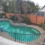redwood fence and wire pool fence 94513
