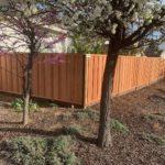 good neighbor redwood fence Brentwood, CA 94513