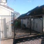 arched metal gate Moraga, CA
